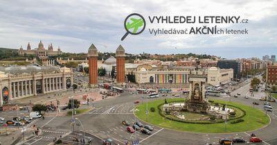 Barcelona - letenky na Vyhledejletenky.cz