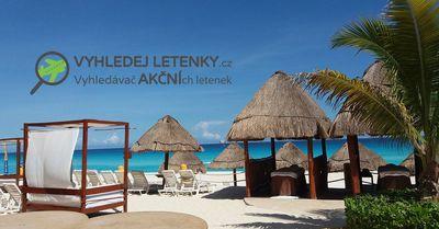 Cancun - letenky na Vyhledejletenky.cz