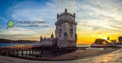Lisabon - letenky na Vyhledejletenky.cz