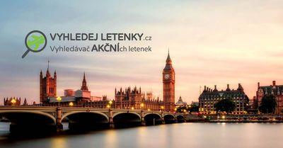 Londýn - letenky na Vyhledejletenky.cz