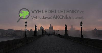 Praha - letenky na Vyhledejletenky.cz