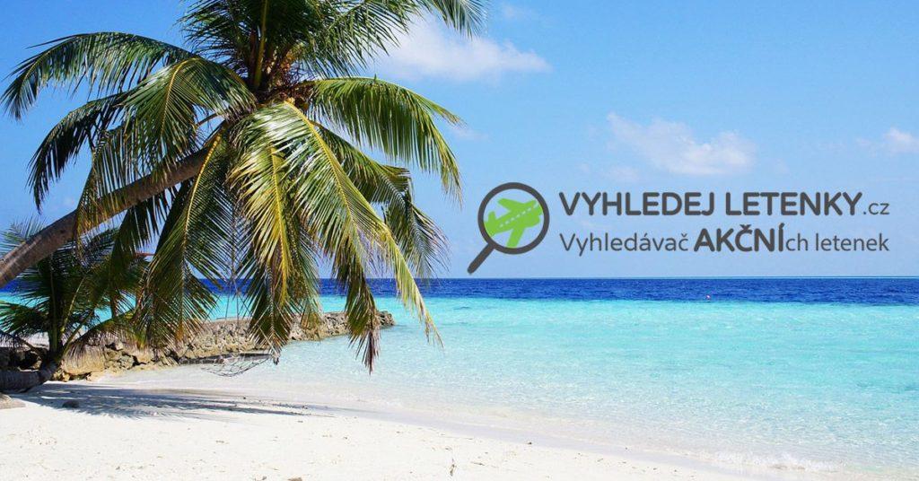 Letenka jako dárek - Poukázku je možné využít třeba na letenky na Maledivy